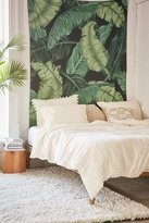 Urban Outfitters Assembly Home Banana Leaf Tapestry