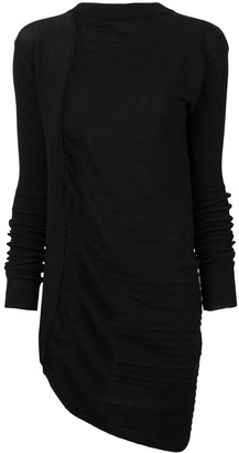 Rick Owens Knitted Tube Dress