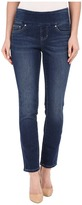 Jag Jeans Amelia Ankle Knit Denim in Forever Blue