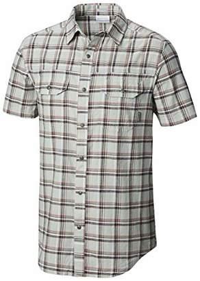 Columbia Men's Leadville Ridge Yarn Dye Short Sleeve Shirt