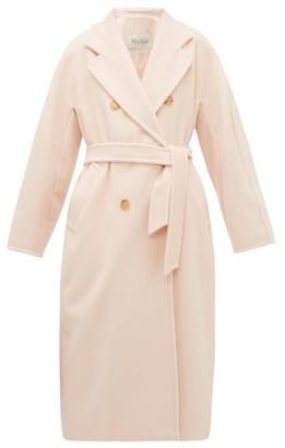 Max Mara Madame Coat - Womens - Light Pink