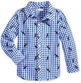 Epic Threads Dino Woven Shirt, Little Boys (2-7), Only at Macy's