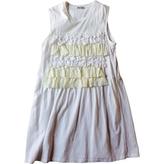 Miu Miu White Dress