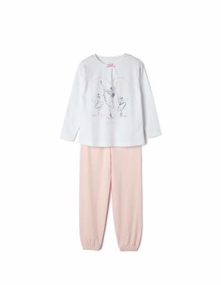 ZIPPY Girl's ZGP03_470_3 Pajama Set