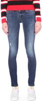 Diesel Skinzee skinny low-rise jeans