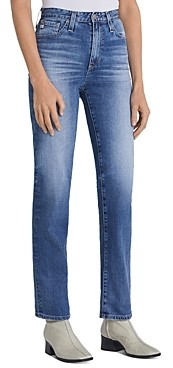 AG Jeans Straight Leg Jeans in 19 Years Fruition