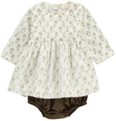 Ketiketa Athena Owl Dress + Bloomers