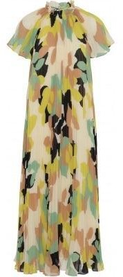 DAY Birger et Mikkelsen Riva Maxi Dress Sweet Lime - Multi / L