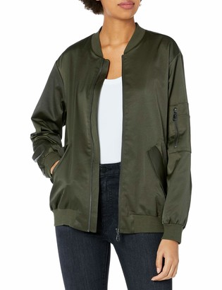 David Lerner Women's Bomber Jacket