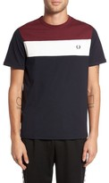 Fred Perry Men's Colorblock T-Shirt