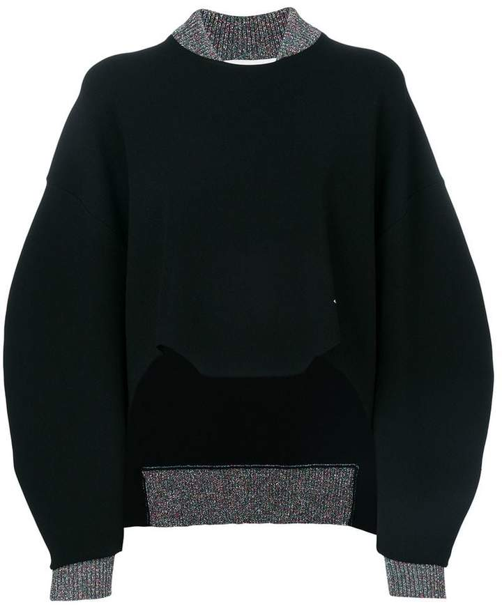 Esteban Cortazar Teddy sweater