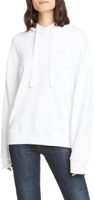Frame Puff Sleeve Organic Cotton Sweatshirt