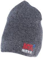 Superdry Windhiker Hat Coal Grey Twist