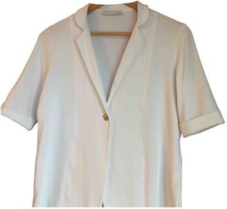 Fabiana Filippi White Cotton Jackets