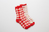 aerie Extra Cozy Gift Socks 2-Pack