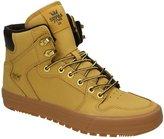 Supra Mens Vaider Cw Amber Gold Light Gum Skate Shoes