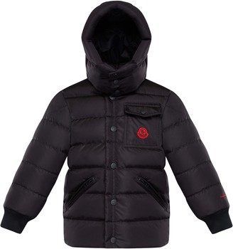 Moncler Kids' Born to Protect Project Gaite Water Resistant Down Puffer Jacket