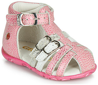 GBB MARYLINE girls's Sandals in Pink