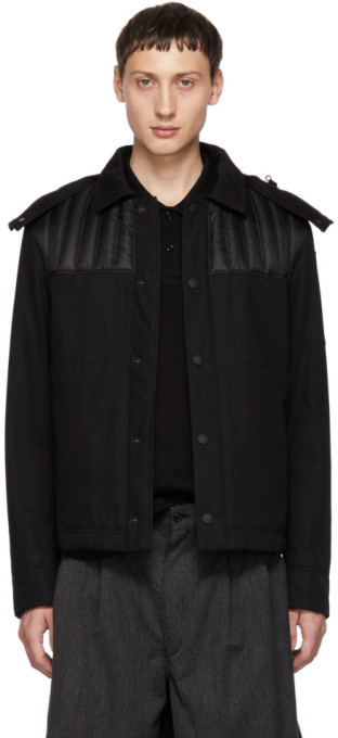 Craig Green Moncler Genius 5 Moncler Black Down Pike Jacket