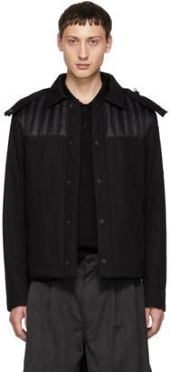 MONCLER GENIUS 5 Moncler Craig Green Black Down Pike Jacket