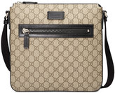 Gucci GG Supreme messenger - men - Leather/Nylon/Canvas/Microfibre - One Size