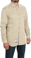 Carhartt Flame-Resistant Force® Shirt - Long Sleeve (For Big and Tall Men)