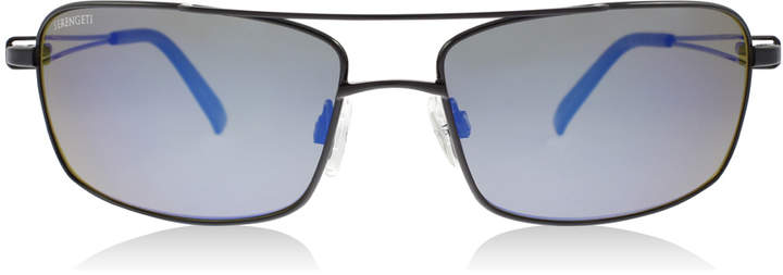 Serengeti Dante Sunglasses Black Pearl Black Pearl Polariserade 63mm