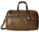 Scully Squadron Large Duffel w/ 81st Aero Squadron Luggage Tag Duffel Bags