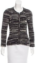 Etoile Isabel Marant Knit Zip-Up Cardigan