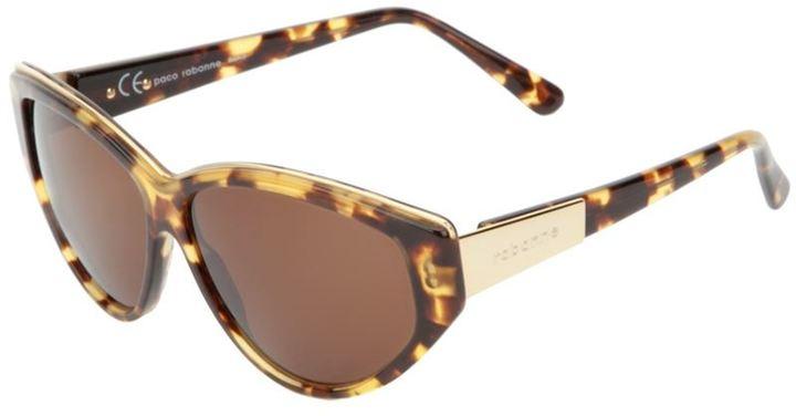 Paco Rabanne Vintage cat-eye frame sunglasses