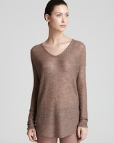 Helmut Lang HELMUT Sweater - Silk and Alpaca