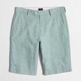 """J.Crew Factory 11"""" linen-cotton Rivington short"""