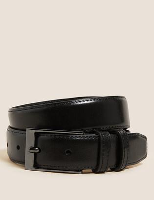 Marks and Spencer Leather Smart Belt