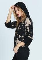 Karen Zambos Reflection Hooded Pullover