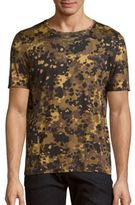 Burberry Cotton Printed T-Shirt