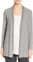 Eileen Fisher Women's Tencel Open Front Cardigan