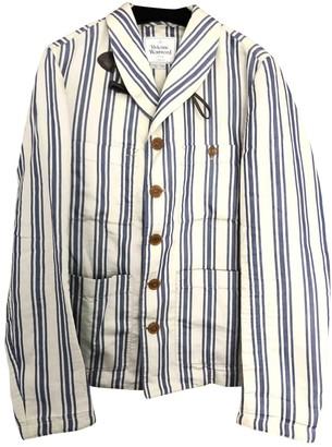 Vivienne Westwood Grey Cotton Jackets