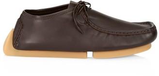Bottega Veneta Leather Driving Shoes