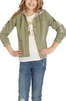 Billabong Girl's Arrow Up Utility Jacket