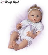 The Ashton-Drake Galleries So Truly Real Lifelike Baby Doll: Chloe's Look Of Love