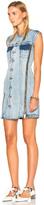 3.1 Phillip Lim Sleeveless Asymmetrical Dress