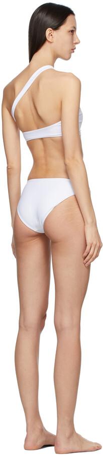Thumbnail for your product : JADE SWIM White Halo & Lure Bikini