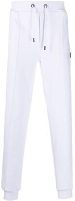 Philipp Plein Istitutional track trousers