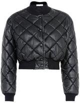 Stella McCartney black nathalie quilted jacket