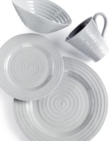 Portmeirion Sophie Conran Grey 4 Piece Place Setting