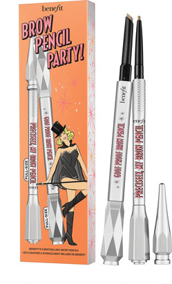 Benefit Cosmetics Brow Pencil Party Goof Proof & Precisely My Brow Duo Set 03 Warm Light Brown