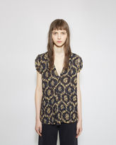 Isabel Marant Trudy Printed Top