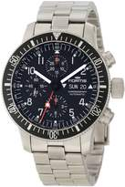 Fortis Men's 638.10.11M B-42 Official Cosmonauts Automatic Chronograph Dial Watch