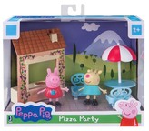 Peppa Pig Pizza Party Playtime Playset