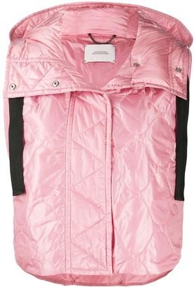 Dorothee Schumacher HiTech quilted vest